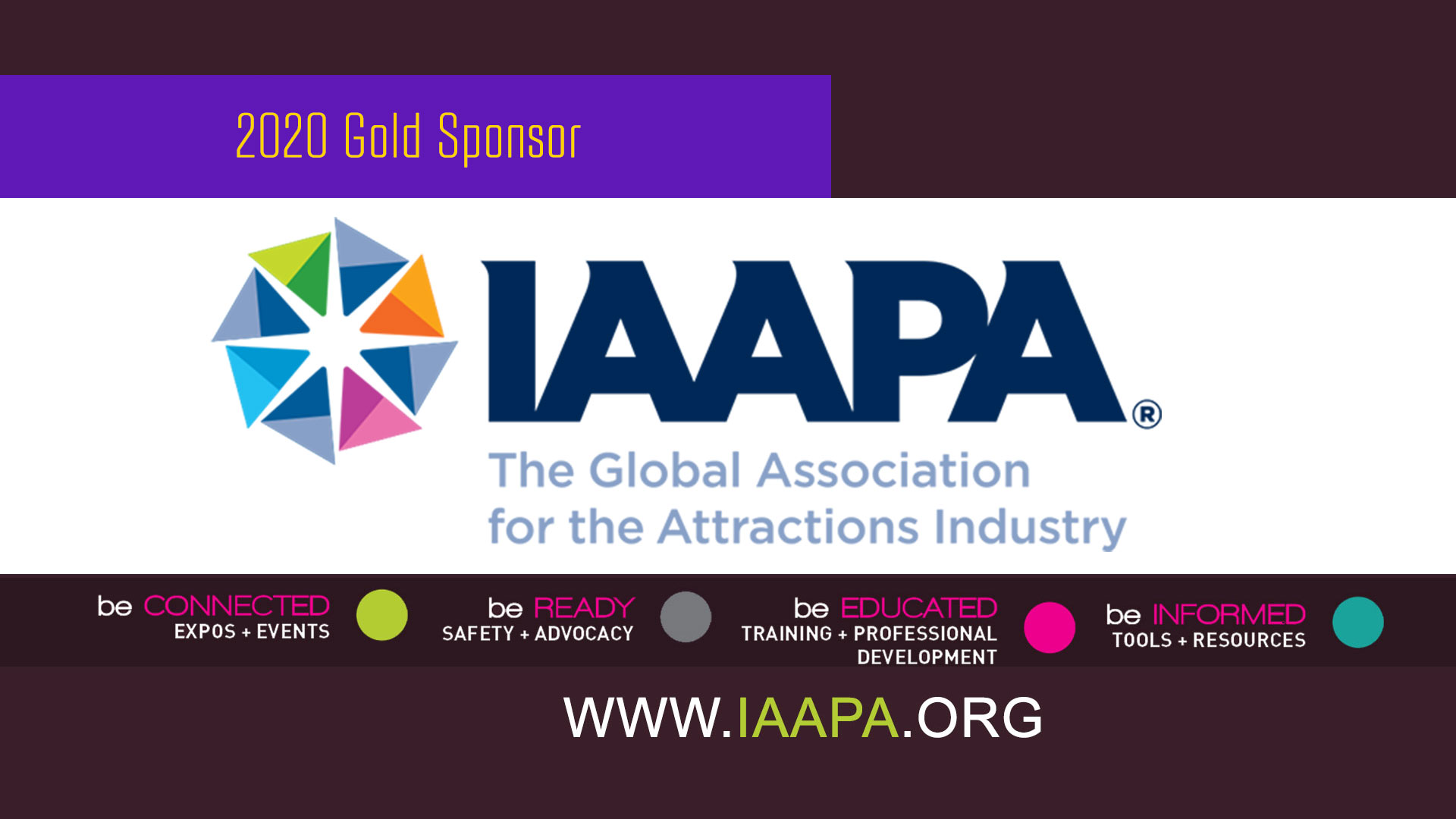 Iaapa 2015 Floor Plan Add A Floor Plan To Your 3d Virtual
